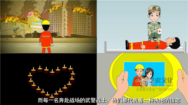 工业产品演示动画